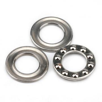 39 mm x 75 mm x 37 mm  Fersa F16038 angular contact ball bearings
